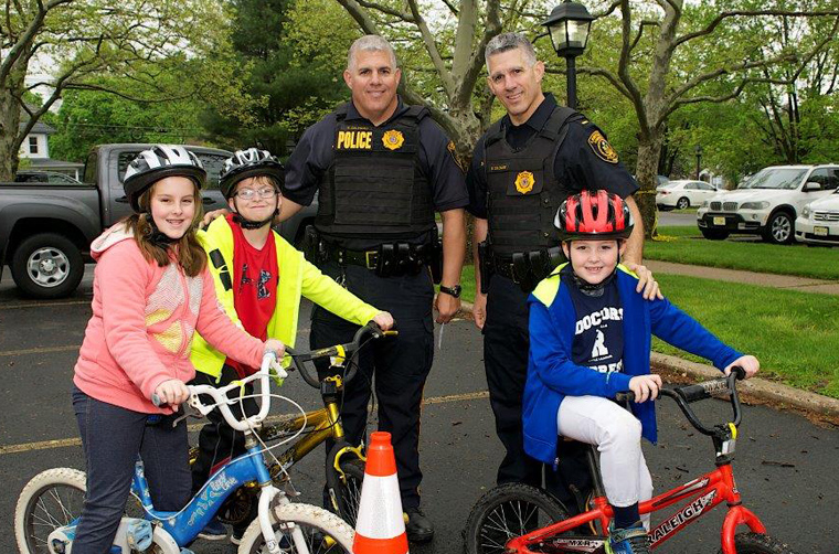 Bicycle Safety Rodeo and Safe Kids Day