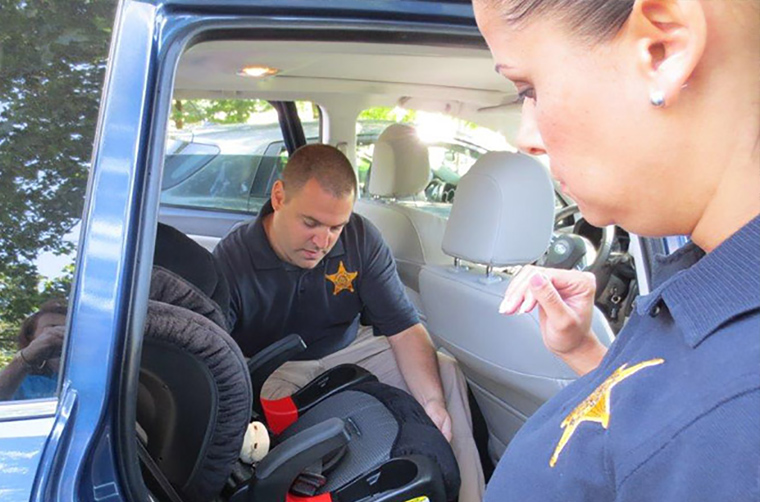 Free Child Car Seat Check-Up Event