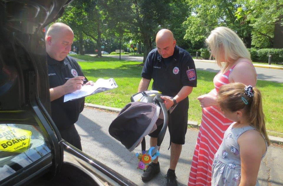 Free Car Seat Check-Up
