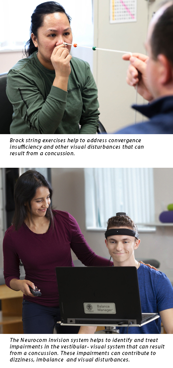 Concussion Rehabilitation
